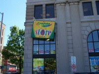Easton, PA Crayola Factory