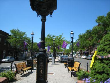 Madison NJ Downtown