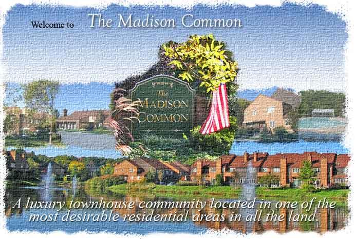 Madison Commons Townhomes, Madison NJ