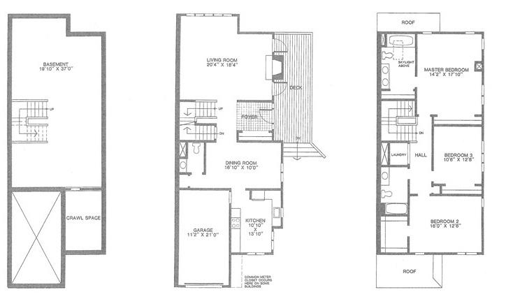 Framingham floor plan, Madison Commons for sale, Madison NJ
