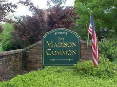 Madison Commons, Madison NJ townhouses for Sale