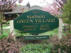 Madison Green Village, Madison NJ townhouses for sale