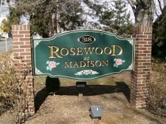Rosewood, Madison NJ Townhouses for Sale