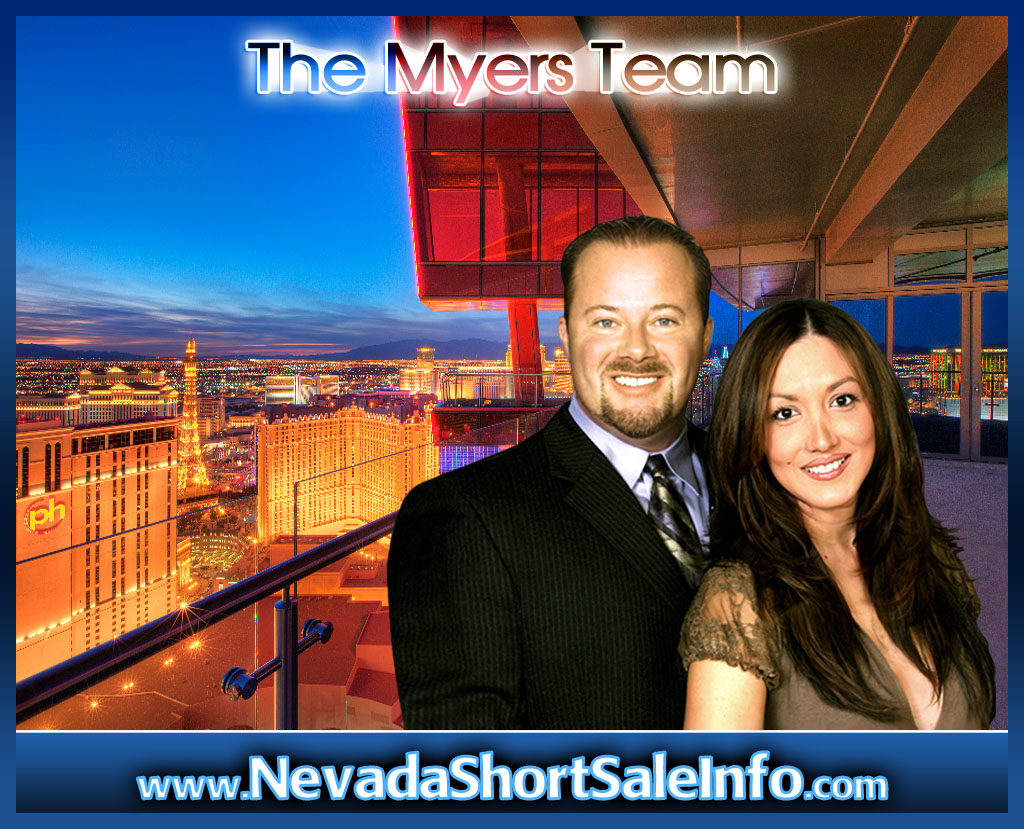Nevada Short Sale Experts - The Myers Team - Nevada's #1 Short Sale Realtors