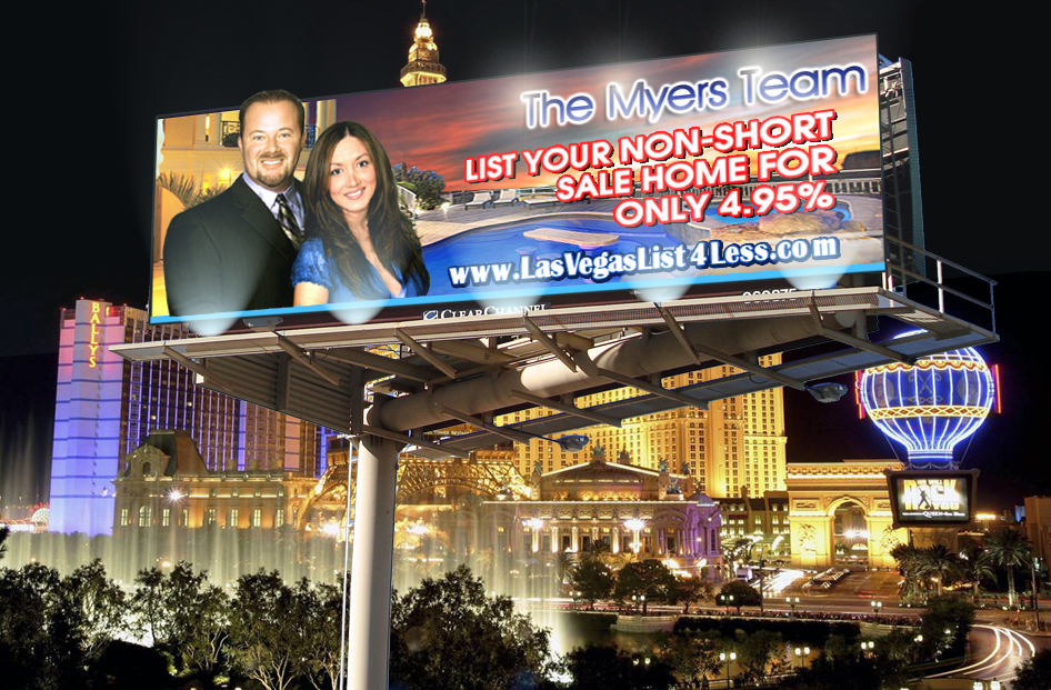 The Myers Team Las Vegas - Bill and Francoise Myers - Nevada's #1 Short Sale Team