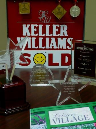 Recent Sales Awards