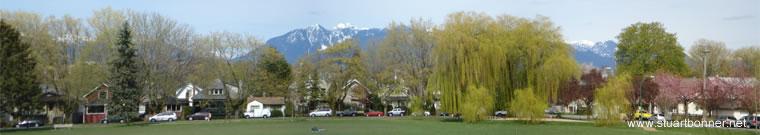 Douglas Park, Cambie, Vancouver West, BC, Canada