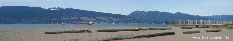 Jericho Beach, Point Grey, Vancouver West, BC, Canada