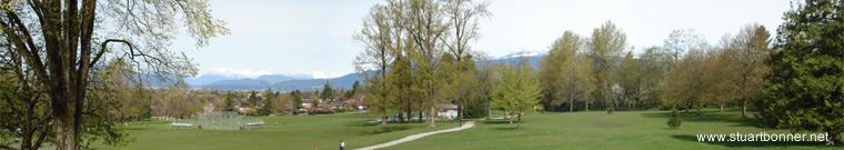 Quilchena Park, Quilchena, Vancouver West, BC, Canada