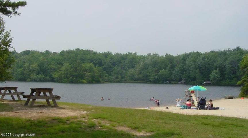 Mtn Top Lake Beach