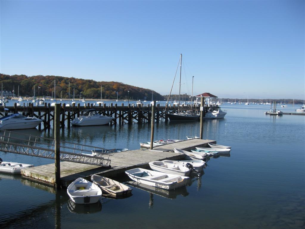 northport village dock