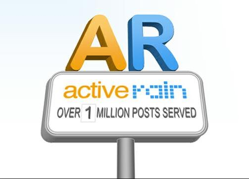ActiveRain Real Estate Social Network