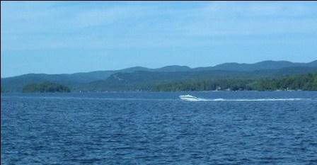 Beautiful Lake Bomoseen