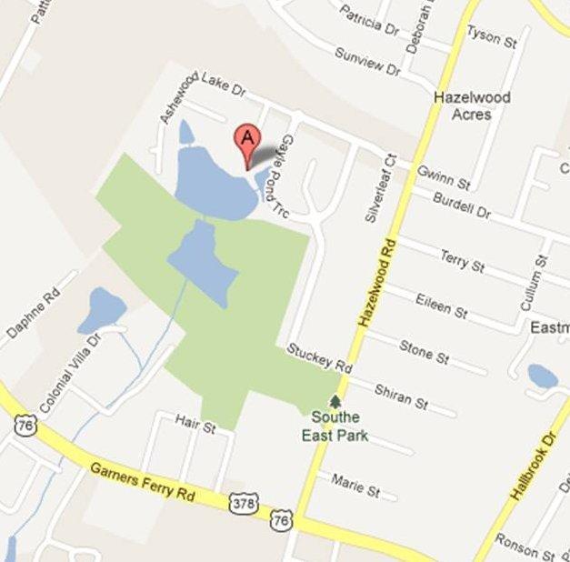 Information regarding local neighborhoods in Columbia, SC