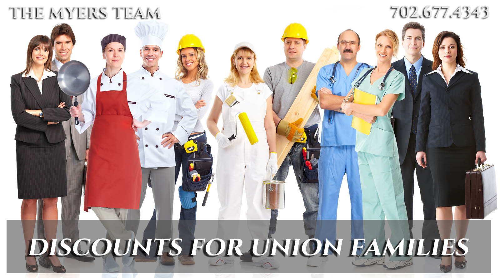 Top Realtors For Las Vegas Union Workers