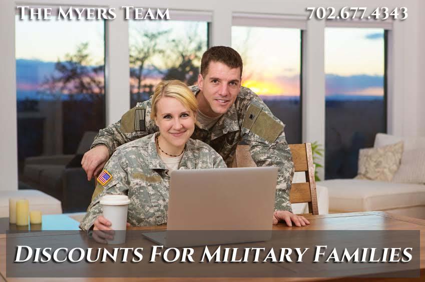 Top Realtors For Las Vegas Military Families