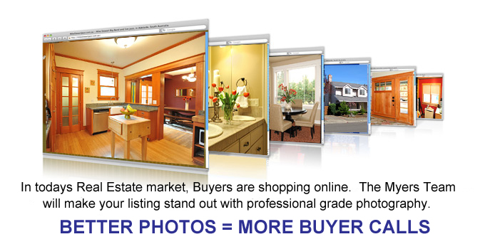 Las Vegas Real Estate Photography | The Myers Team
