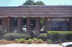 20 Enterprise St - Office