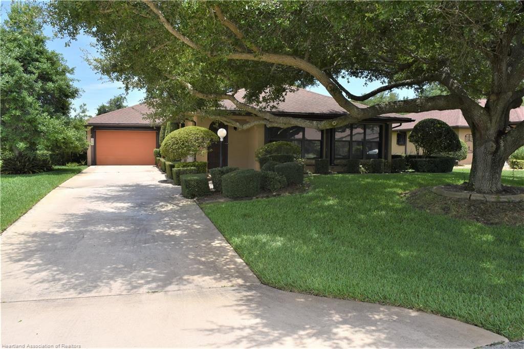2810 Sugar Pine Circle, Sebring, FL, 33872