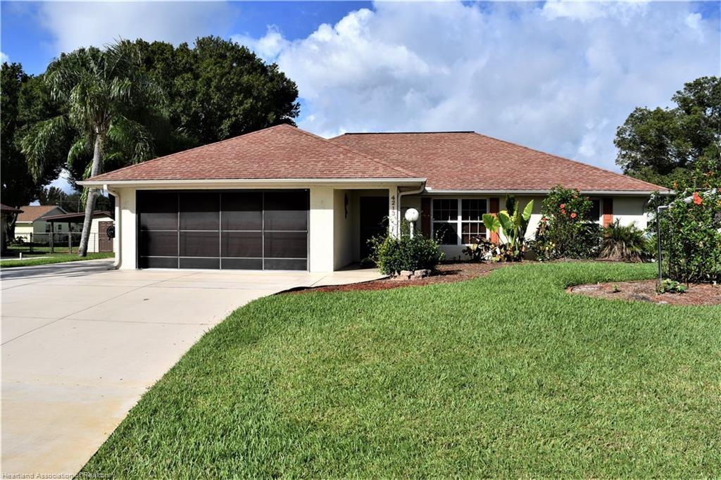 4213 Mandarin Road, Sebring, FL, 33875