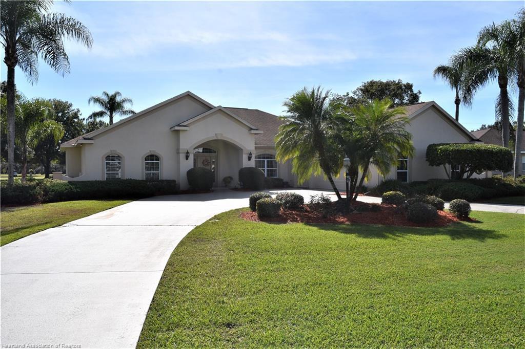 4209 Bunker Drive, Sebring, FL, 33872