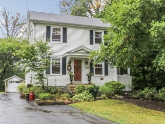 143 Hunter Avenue, Fanwood Boro, NJ, 07023-1030