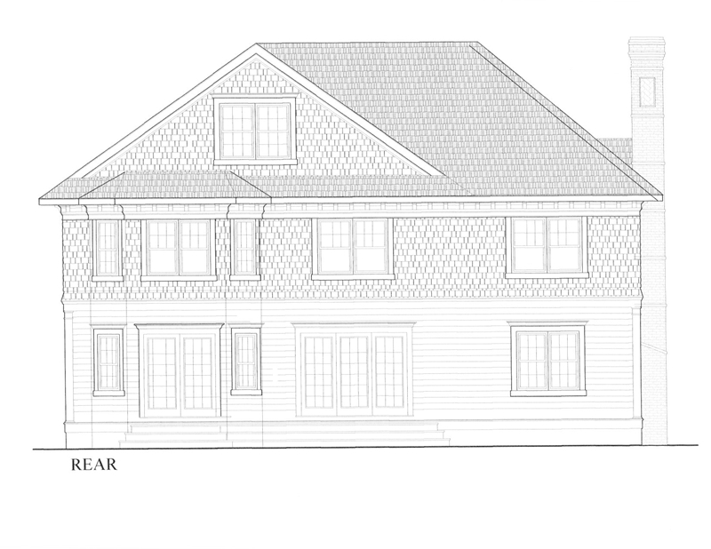 41 Barnsdale New Construction Home for Sale, Madison NJ