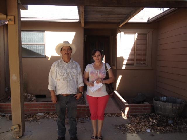 Agustin and Maria Garcia