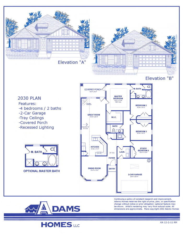 Adams Homes Floor Plans And Location In Jefferson Shelby St Clair County Alabama Inventory Prebuilt