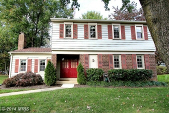 17620 Shamrock Drive, Olney, MD, 20832-2325