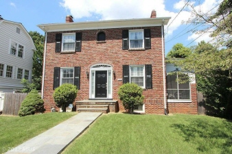 4607 Hunt Avenue, Chevy Chase, MD, 20815 United States