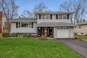 24 Canterbury Drive, Scotch Plains Twp., NJ, 07076-1510