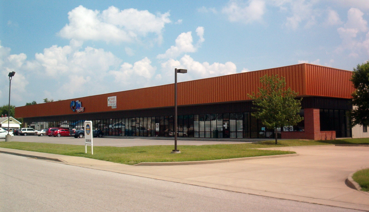 Retail Space For Lease 815 John St, Evansville, IN, 47713 United States