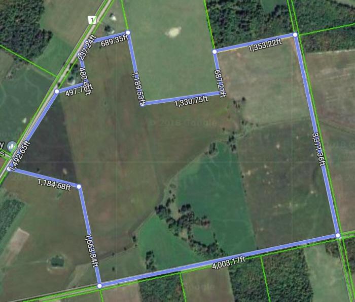 Lot 11 Bruce Road 1, Tiverton, ON, N0G 2N0 Canada