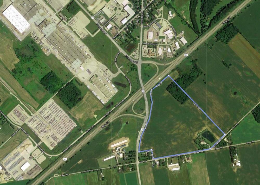 403605 Union Rd., Ingersoll, ON, N5C 3J7 Canada