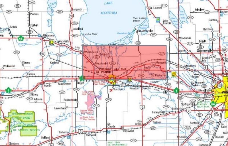 Bowes Rd., Portage La Prairie, MB, R1N 3Z4 Canada