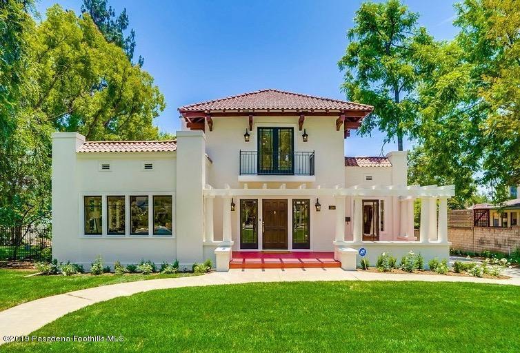 1166 E Howard St, Pasadena, CA, 91104 United States