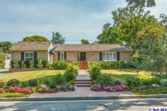 3564 Thorndale Road, Pasadena, CA, 91107