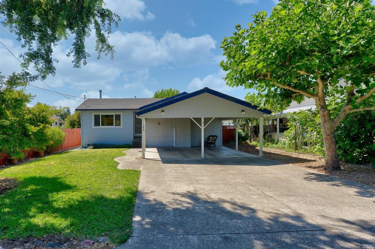 286 W. Matheson St, Healdsburg, CA, 95448 United States