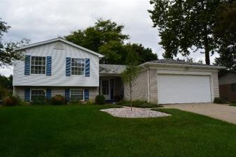 1019 Colony Drive, Saline, MI, 48176-1038