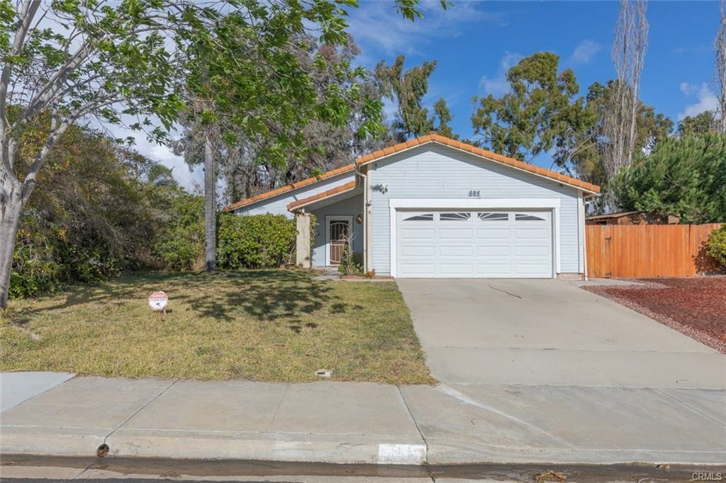 685 Shadow Tree Drive, Oceanside, CA, 92058 United States