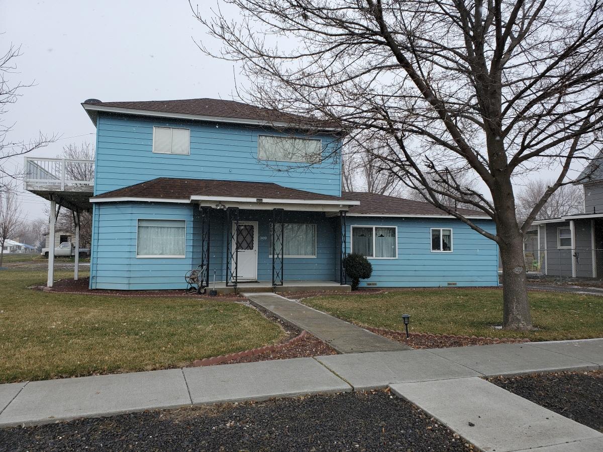 309 Van Buren ST., Athena, OR, 97813 United States