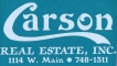 Carson Real Estate, Inc.